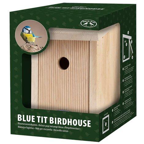 Nichoir mésange bleue