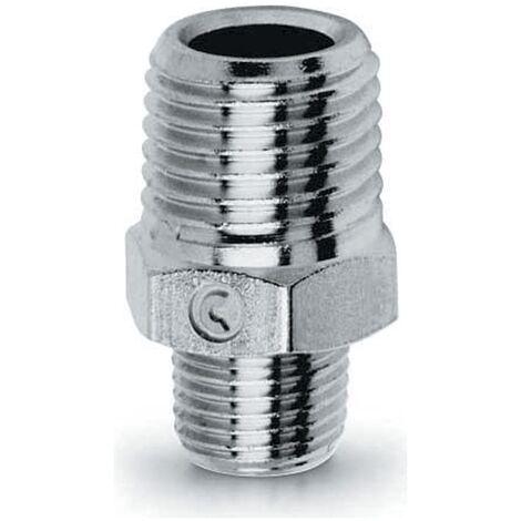 Nickel Plated Brass Pipe Fittings - BSP/Metric