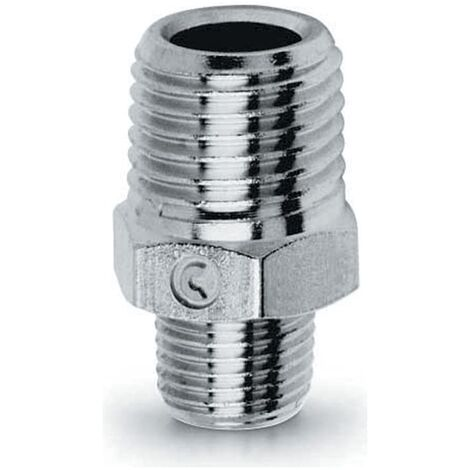 Nickel Plated Brass Pipe Fittings - BSP/Metric