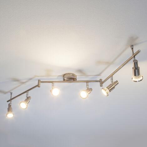 LED Strahler Aron Deckenstrahler Deckenspot Spot Deckenleuchte Lampenwelt