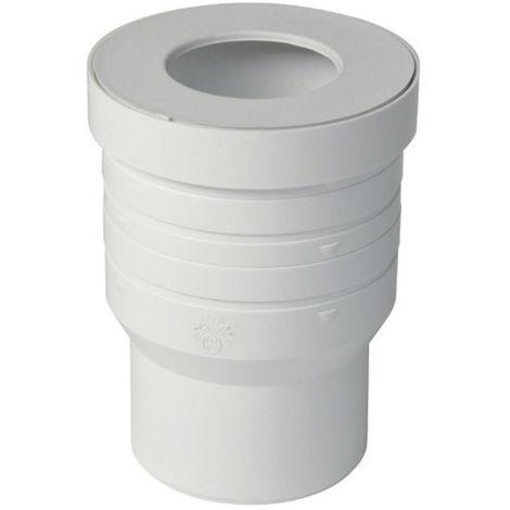 Nicoll SRW34 - Manguito de PVC con ba
