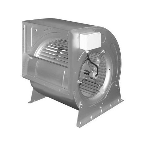 Nicotra E6G3503 Centrifugal Fan DDM 9/9 1F 4P 3V+SCT+FL