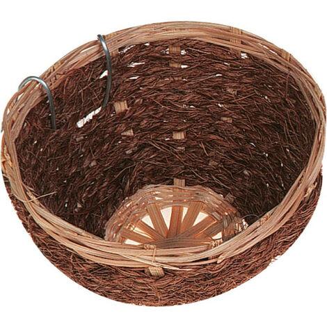 Nid Bambou/Coco pour Canaris 11 x 7 cm - oiseaux