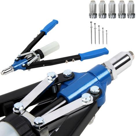 Nietenzange Blindnietzange Poppnietzange Nietgerät Hebelnietzange 3,2mm 6,4mm