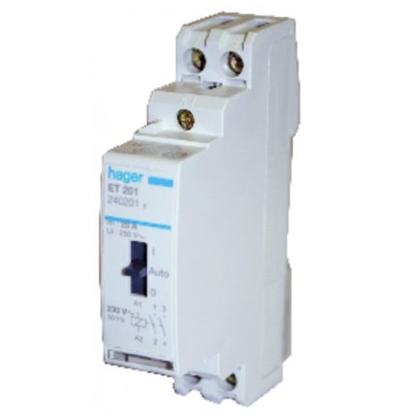 Night/day relay nf hager - HAGER : ETC225