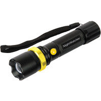 NightWatcher CREE LED 300 Lumens Rechargeable Torch