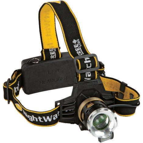 NightWatcher CREE LED Rechargeable Head Torch