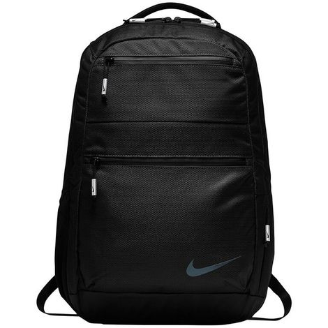Nike Backpack (One Size) (Black)