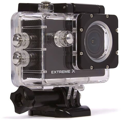 Nikkei Action Camera ExtremeX2 720P Black