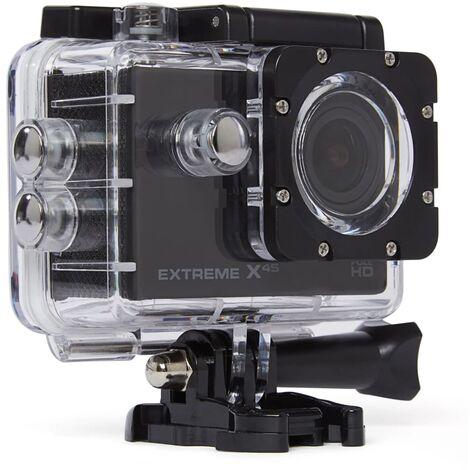 Nikkei Caméra d'action ExtremeX4S 1080P Wi-Fi