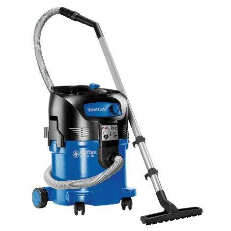 Nilfisk Attix 30 - 01 PC, Aspirateur industriel eau et poussière. 30 litres, 107413591