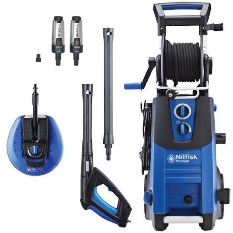 Nilfisk - Limpiador de alta presión 190 bar 650 L/h - Premium 190-12 Power (EU)