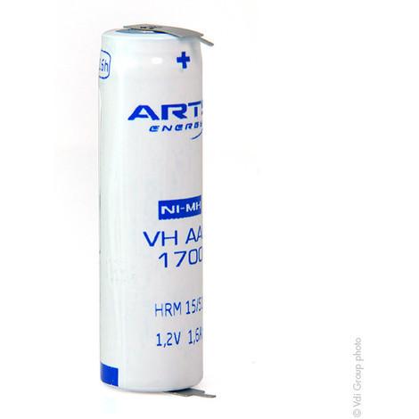 NiMH rechargeable battery AA 1.2V 1.6Ah P2