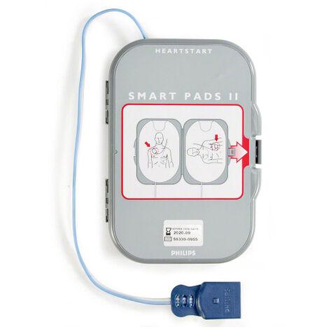 Niño para electrodos desfibrilador Philips Heartstart FR2