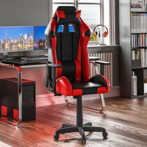 Nitro Racing Gaming Chair, Red & Black