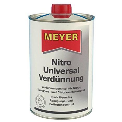 Nitro-Uni-Verduennung 1,0ltr.