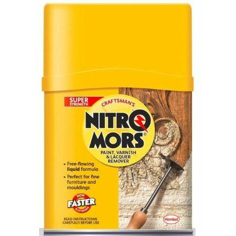 "main image of ""Nitromors Craftsman's Paint, Varnish & Lacquer Remover - 375ml"""