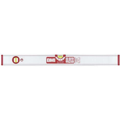 Niveau à bulle magnétique BMI 694060EM avec aimant 60 cm 0.5 mm/m Etalonnage: dusine (sans certificat) 1 pc(s)