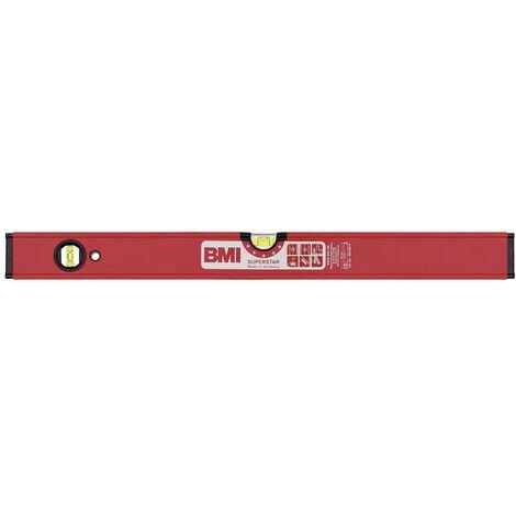 Niveau à bulle magnétique BMI 696040PM avec aimant 40 cm 0.5 mm/m Etalonnage: dusine (sans certificat) 1 pc(s)