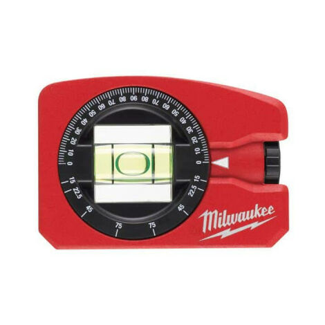 Niveau de poche Pocket Milwaukee 4932459597