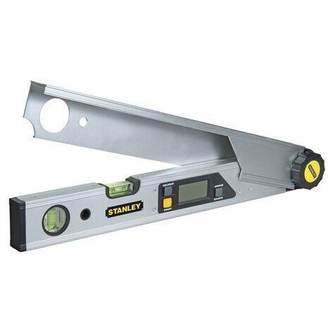 Niveau digital d'angle 0°à 180° écran LCD STANLEY 40 cm - 0-42-087