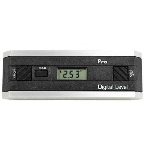 Niveau digital expert Dim. 150 x 50 x 30 mm Niveau résolution 0,01° + sortie RS232 - -