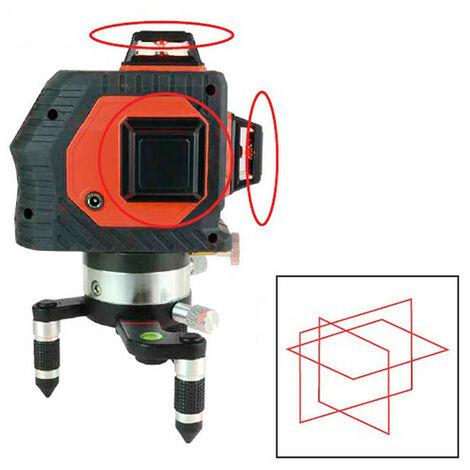 Niveau laser 3 plans 360°