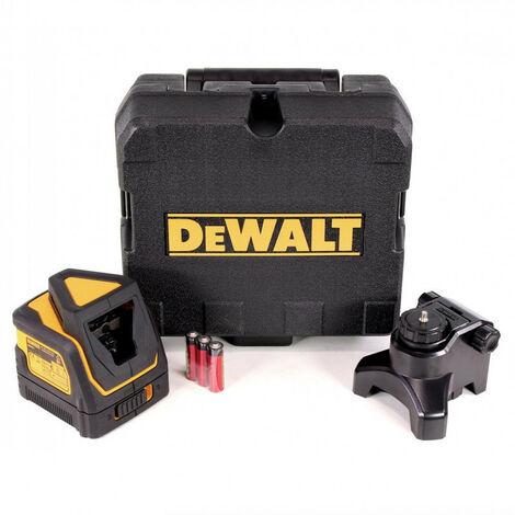 """main image of """"Niveau laser 360 degrés avec faisceau vertical - DEWALT DW0811-XJ"""""""