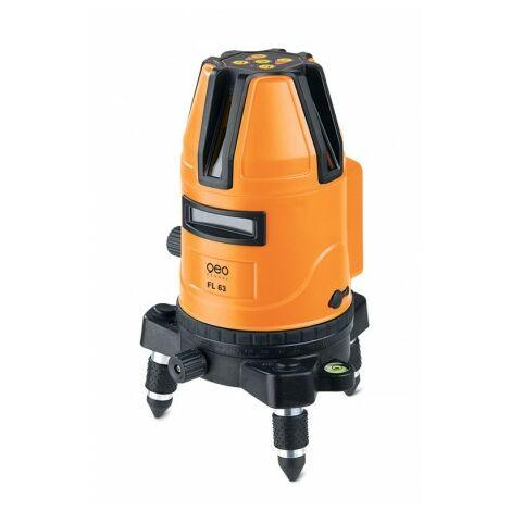 Niveau Laser Automatique 4 Lignes Fl 63 Geo Fennel