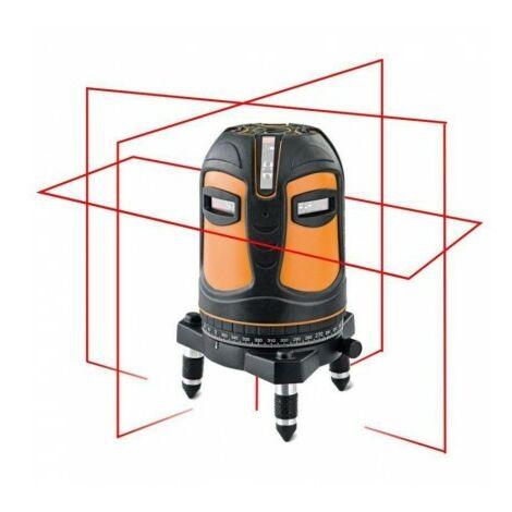 Niveau Laser Automatique 8 Lignes Fl 70 Avec Cellule Sp Geo Fennel - Cellule Fr 55