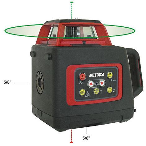 Niveau laser automatique rotatif - SL-GREEN - -