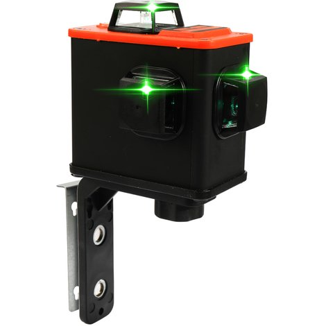 Niveau Laser, Avec 12 Lignes Vertes