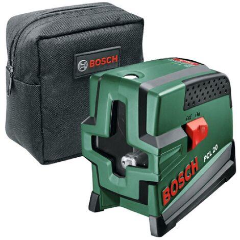 niveau laser bosch pcl 20