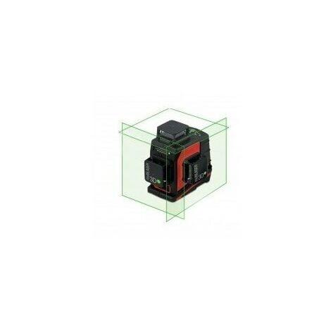 Niveau laser croix automatique 360° plages de mesures 30 m - 360°