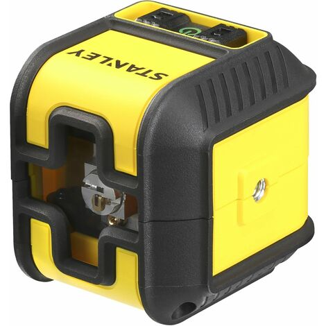 Niveau Laser Croix - Cubix - Vert - 16 m - STANLEY, STHT77499-1