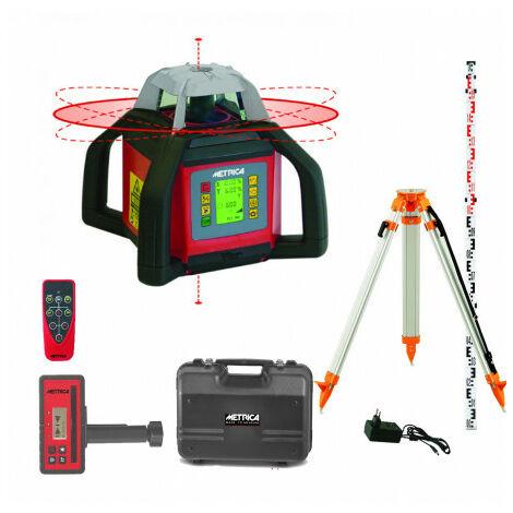 """main image of """"Niveau laser automatique rotatif à hauteur inclinable avec 4 poignées - INCLIGRAD 2"""""""