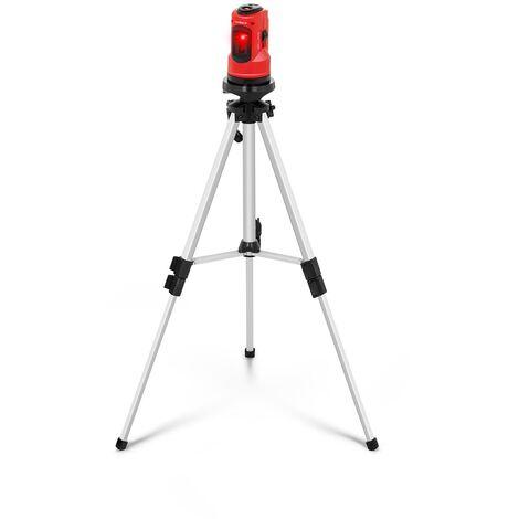 Niveau Laser En Croix Niveau Laser Rotatif Autonivelant Automatique Trépied 360°