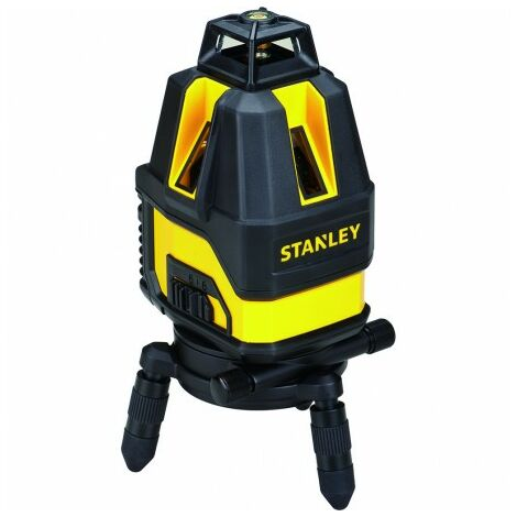 Niveau Laser Ligne Stanley Sml 360 Green En Coffret