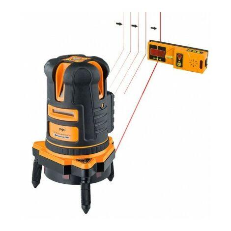 Niveau Laser Multiligne Alignement Automatique Fl 80 Tracking Geo Fennel