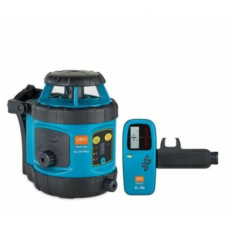 Niveau Laser Rotatif Automatique Geofennel écoline El 515 Plus