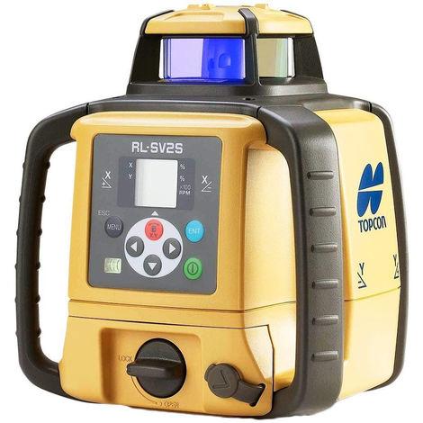 Niveau laser rotatif double pente RL-SV2S - TOPCON - 1400429