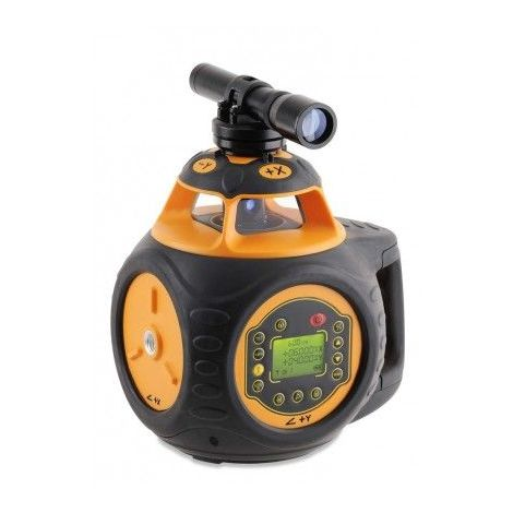Niveau Laser Rotatif Double Pentes Geofennel Fl 500hv-g - Afficheur Digital