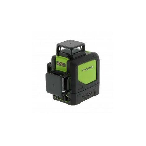 Niveau laser Wilmart 5211 05 pro polyvalent intérieur et extérieur
