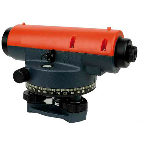 Niveau optique de chantier automatique 20 x 30 mm