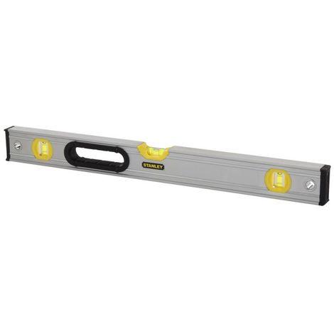 Niveaux tubulaires Magnétiques STANLEY FATMAX® 3 fioles-2000mm