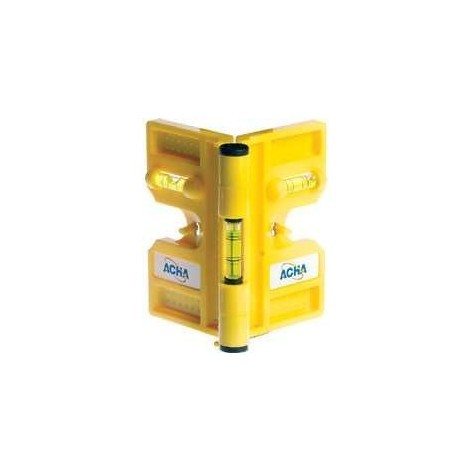 Nivel ajustable magnetico para tuberias ACHA