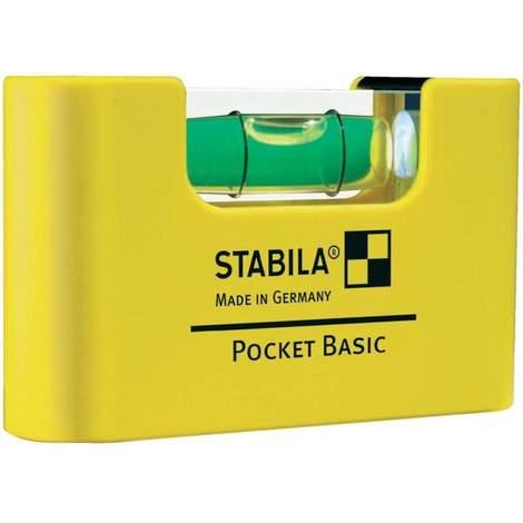 Nivel de burbuja Stabila [1617773 Pocket Level Basic]