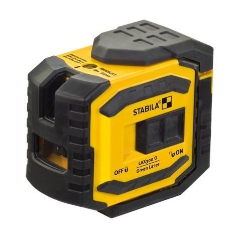 Nivel Laser Autonivelante Cruz + Plomada 30 M - STABILA
