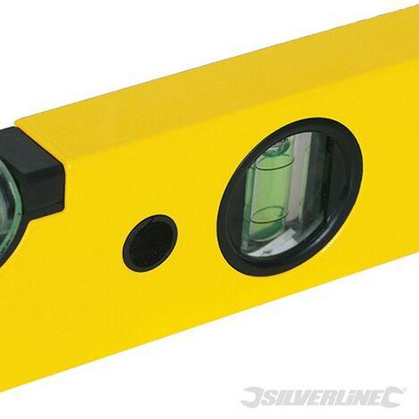 Nivel láser con medidor de inclinación (600 mm)