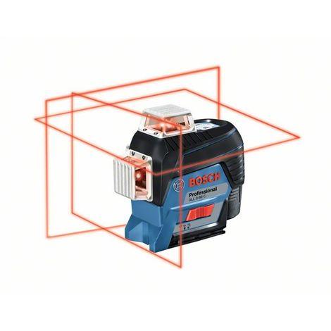 Nivel láser de líneas GLL 3-80 C Professional